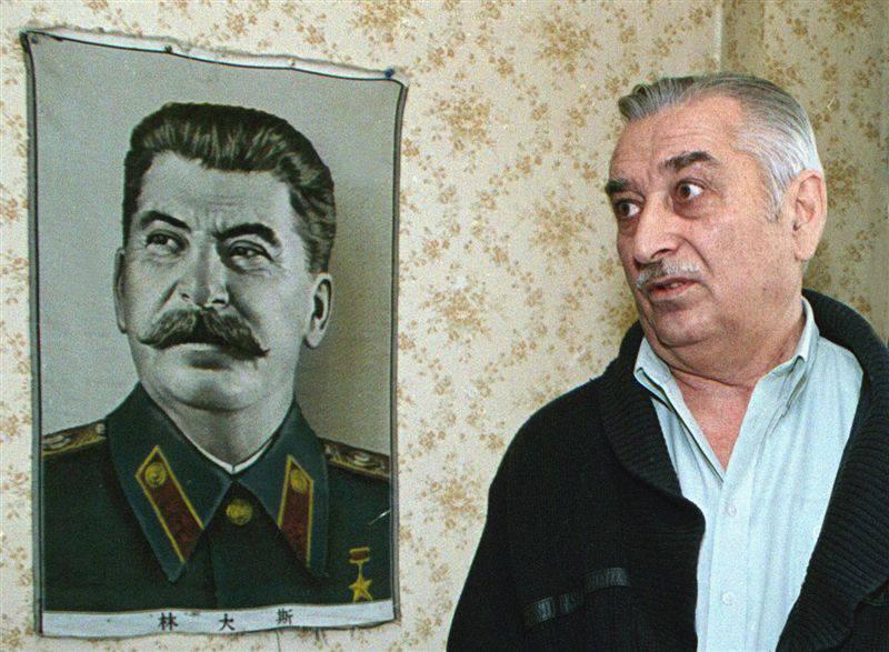 В Москве скончался Евгений Джугашвили - внук Иосифа Сталина