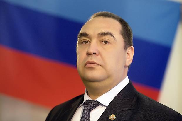 Обращение главы ЛНР к народу республики