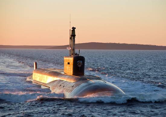 АПЛ «Князь Владимир» спустят на воду в следующем году
