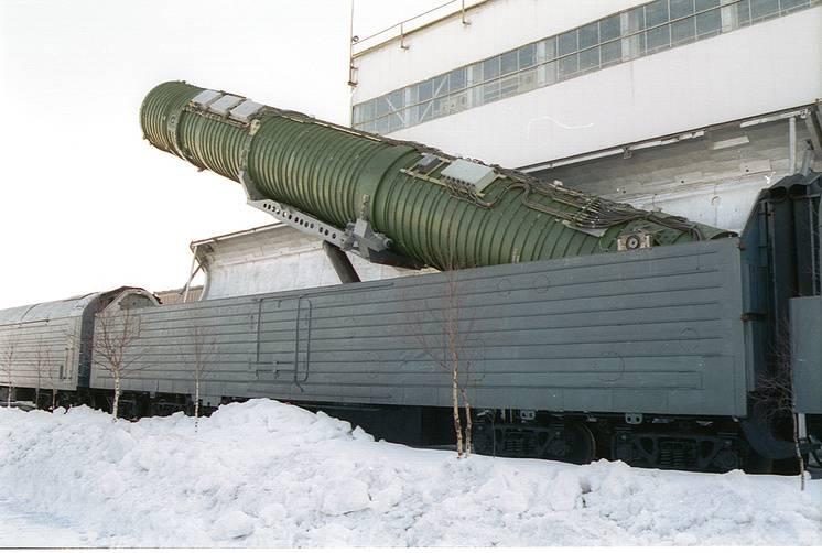 Стратегический аргумент России