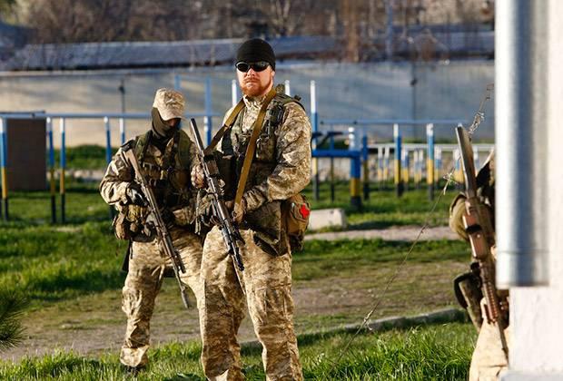 Иностранные корни нового российского спецназа