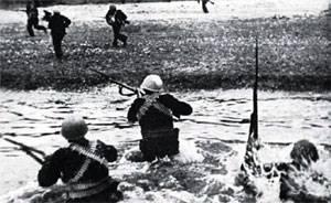 Шторм и штурм в декабре 41-го