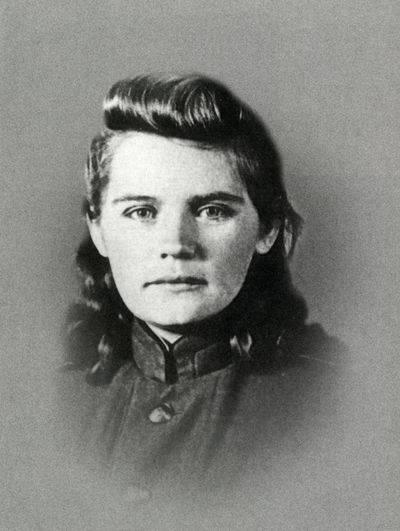 Она воевала в Москве