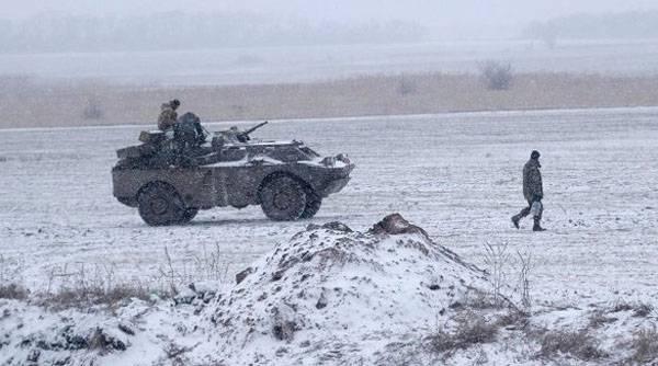 Украинские реалии под Дебальцево: Сотня трупов ради списания солярки и патронов?
