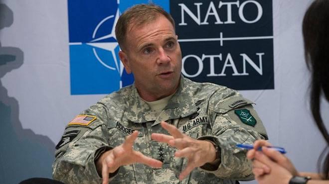 Ходжес призвал страны НАТО быть готовыми к ответным кибератакам