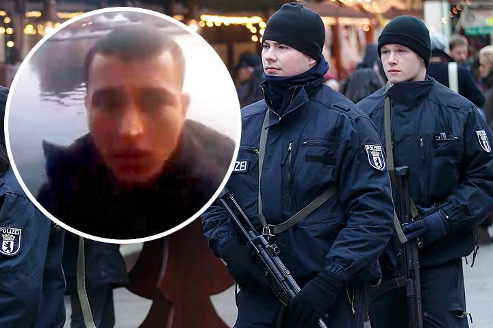 В Милане застрелен боевик, подозреваемый в теракте на берлинской ярмарке