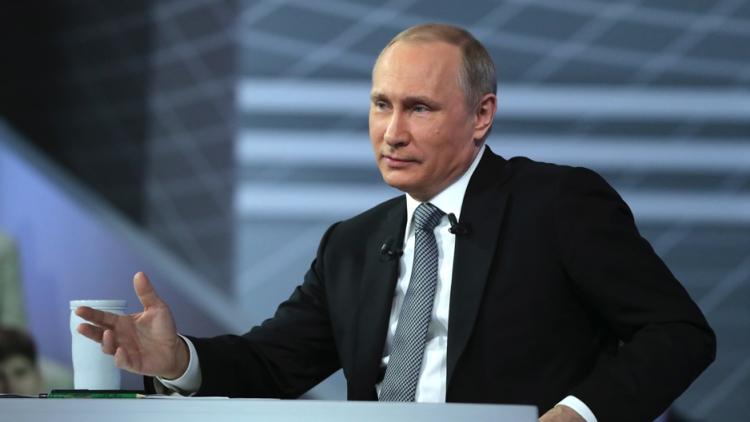 Владимир Путин: Обама, ты проиграл, признай это