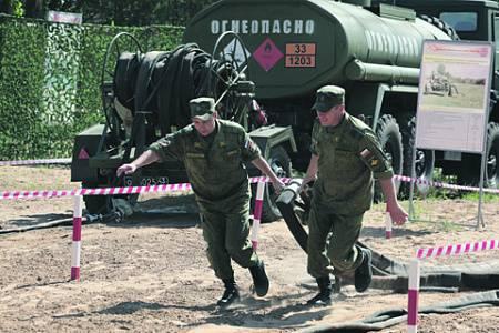 Как Российская армия набиралась мощи