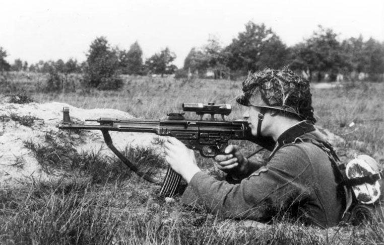 «Штурмгевер» в войне был на самом деле «абвергевером»
