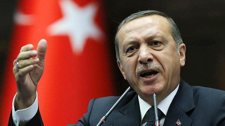 Эрдоган: Турция не позволит создать новое независимое государство на севере Сирии