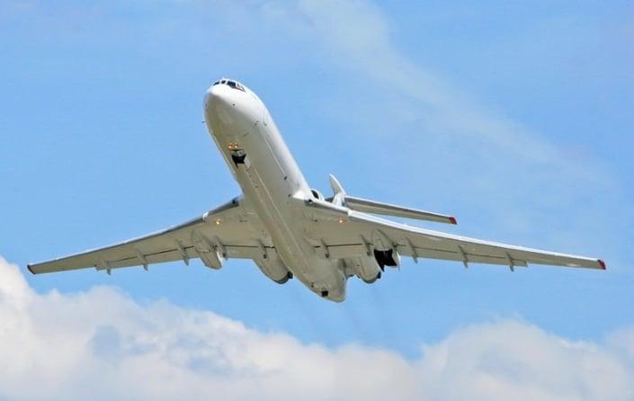 Ту-154 МО РФ пропал с экранов радаров после вылета из Сочи
