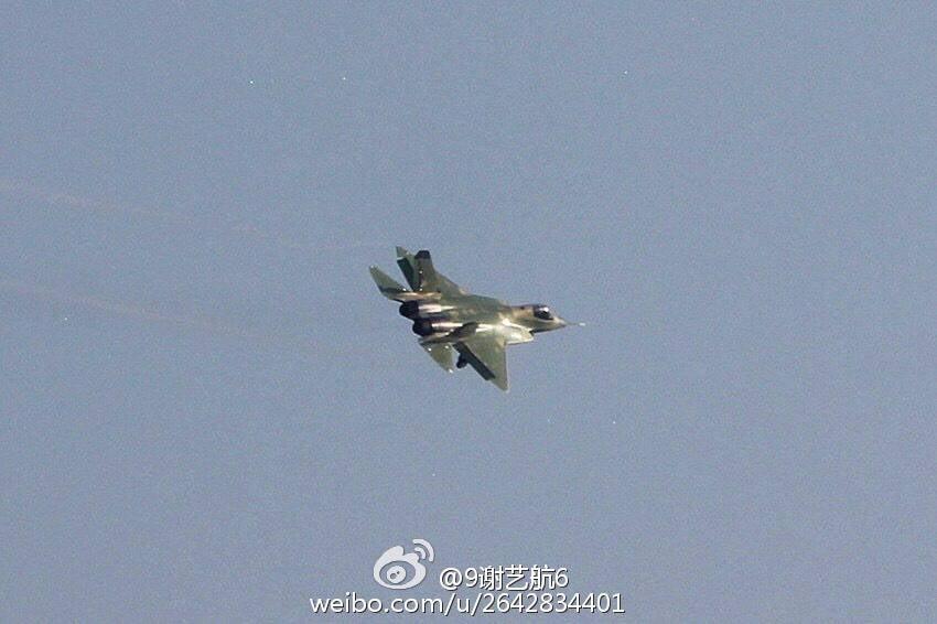 КНР испробовал 2-ой прототип «истребителя будущего»
