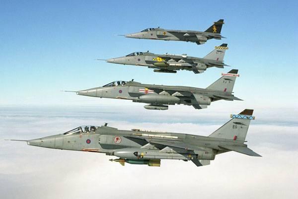 Самолёты. Совместные послевоенные европейские проекты боевых самолётов (часть 2)