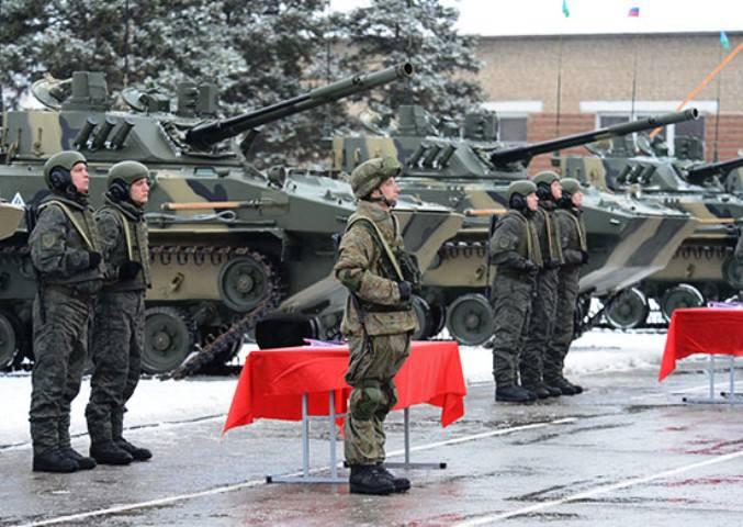 В Тульское соединение ВДВ поступил батальонный комплект БМД-4М