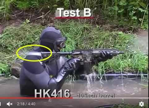 AK vs AR. Часть VII