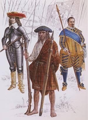 Русская судьба шотландского наемника