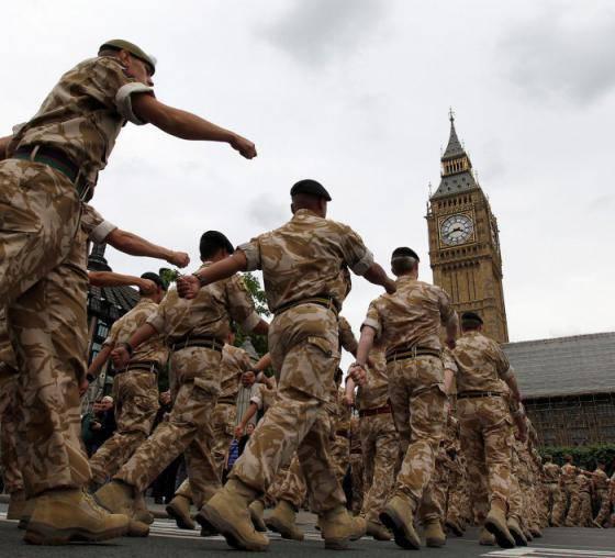 """Минобороны Британии: """"По Сирии нужно будет договариваться с русскими"""""""