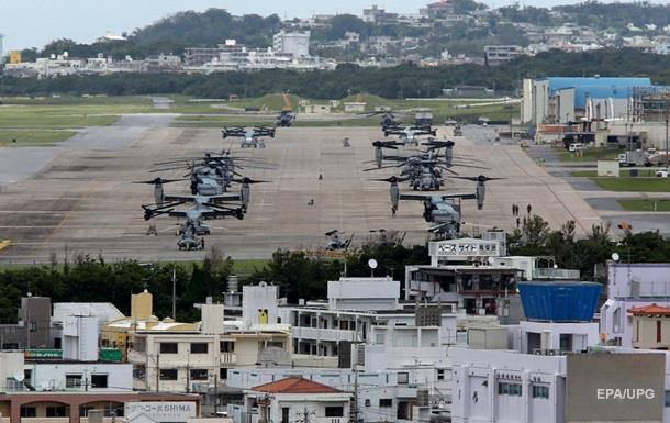 Пентагон и Минобороны Японии договорились по базе на Окинаве