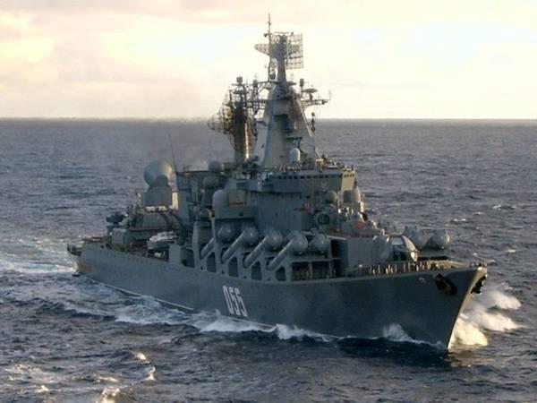 «Звёздочка» завершила ремонт крейсера «Маршал Устинов»