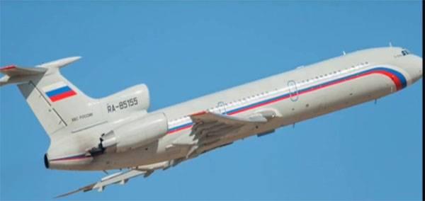 """""""Когда Ту-154 коснулся воды, хвост отвалился"""""""