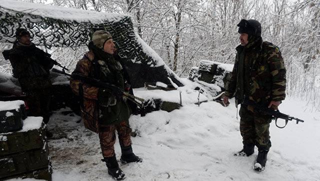 Боевики нацбатальонов объявили о начале торговой блокады Донбасса