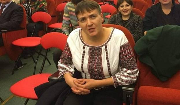 "Савченко создала на Украине движение ""РУНА"""