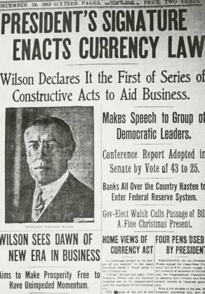 Бойтесь доллара, власть приносящего: история печатного станка