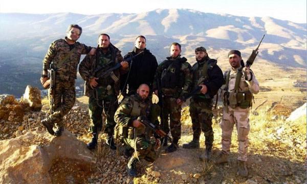 """Спецназ """"Хезболлы"""" ликвидирует главарей террористических группировок в Идлибе"""