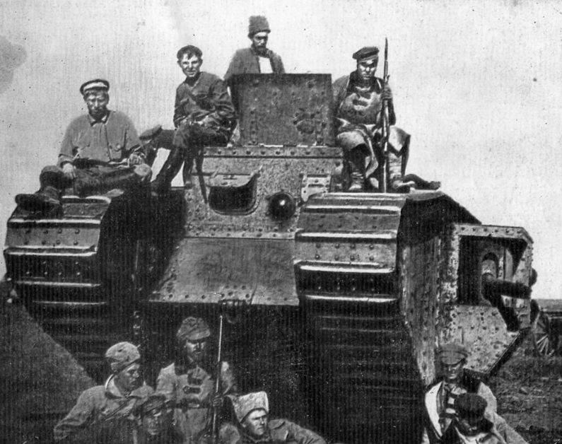 Полевая фортификация в Гражданскую – Каховский плацдарм и его оперативное значение. Часть 1