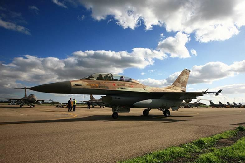 Израильские ВВС вывели из состава F-16A/B Netz