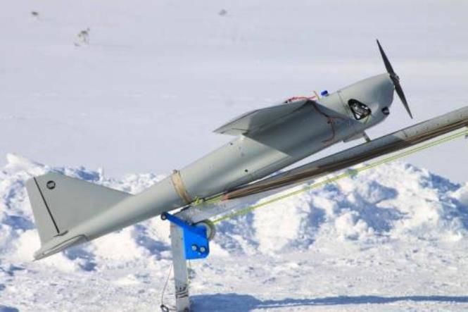 Новые БЛА «Орлан-10» поступили в подразделение на Камчатке