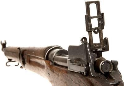 Ross rifle mk iii попала в латвию