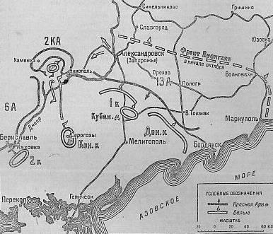Полевая фортификация в Гражданскую – Каховский плацдарм и его оперативное значение. Часть 2