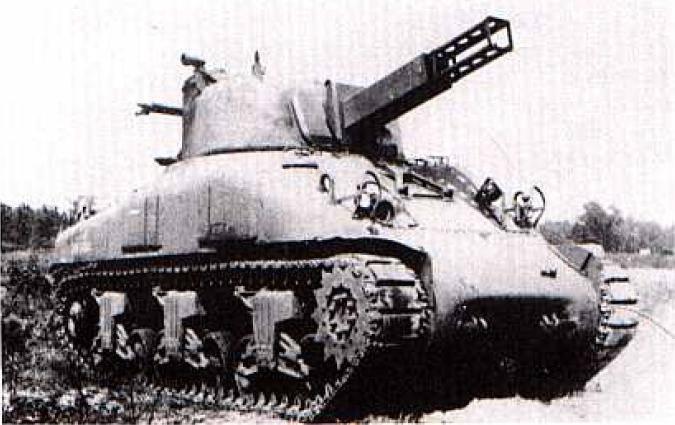 Инженерный танк T105 (США)