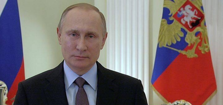 Владимир Путин сообщил о договорённостях по прекращению боевых действий в Сирии