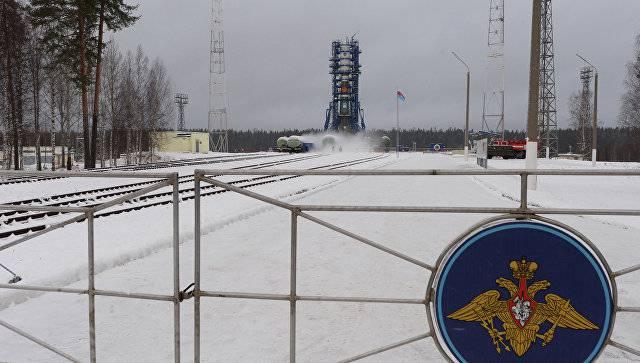 Космодром Плесецк приспособят для запусков ракеты «Ангара»
