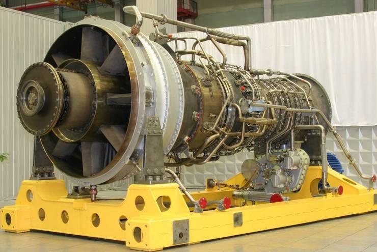 ОСК: первыми отечественные газотурбинные двигатели получат корабли проекта 22350