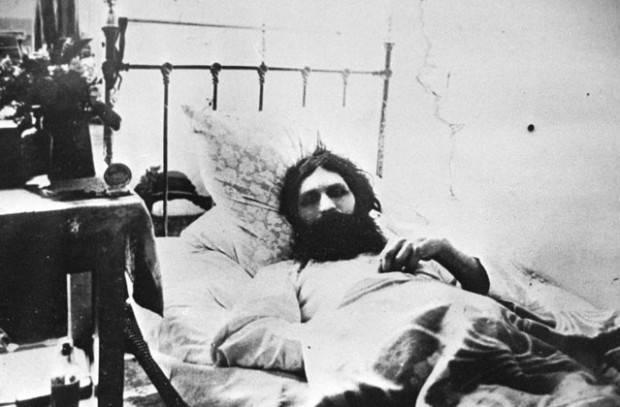 The Black Myth of Grigori Rasputin