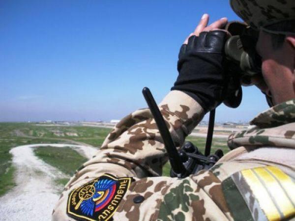 Встолице Азербайджана опровергли смерть 7-ми азербайджанских солдат награнице сАрменией