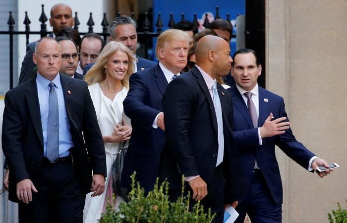 В команде Трампа расценили санкции против РФ как угрозу Трампу