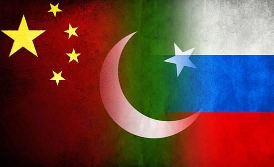 """""""Талибан"""" одобрил консультации России, Китая и Пакистана по афганскому вопросу"""
