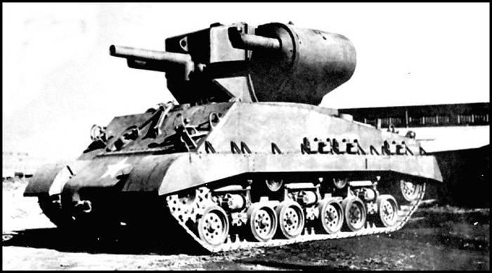Engine T31 Demolition Tank (USA)