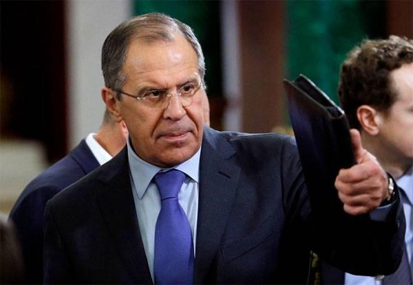 МИД РФ предложил президенту Владимиру Путину ответные меры на введённые США санкции