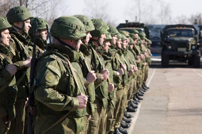 Президент РФ подписал закон о краткосрочных контрактах с военнослужащими