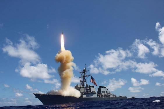 Япония и США реализовали проект совместной системы ПРО морского базирования