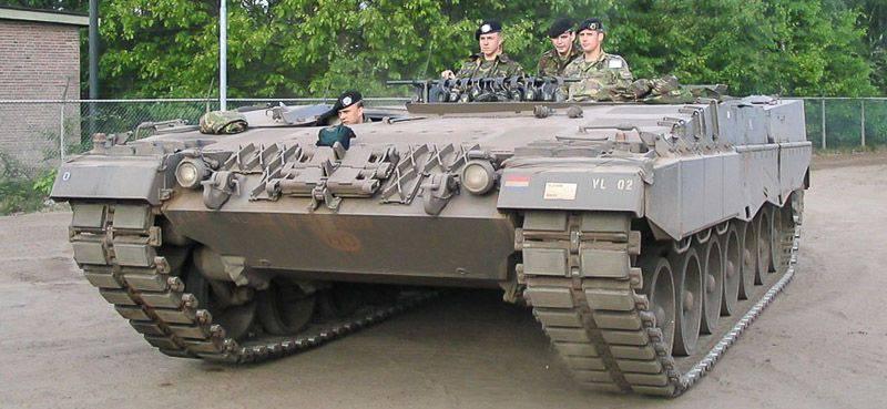 Немецкий основной боевой танк Leopard 2: этапы развития. Часть 10