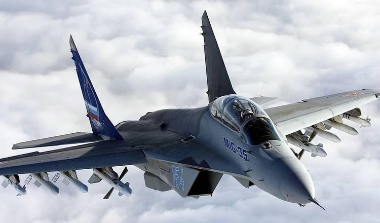 Лётные испытания МиГ-35 начнутся в январе