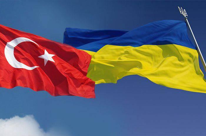 Анкара в течение 5-ти лет выделит на нужды украинской армии $ 15 млн