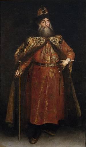 Peter Ivanovich Potemkin, court, warrior, diplomat