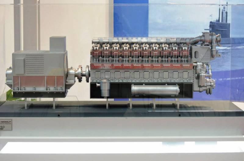 Минпромторг объявил конкурс на создание среднеоборотного двигателя для ВМФ РФ